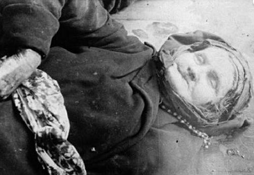 Жертвы ОУН-УПА с сайта польского ИНП