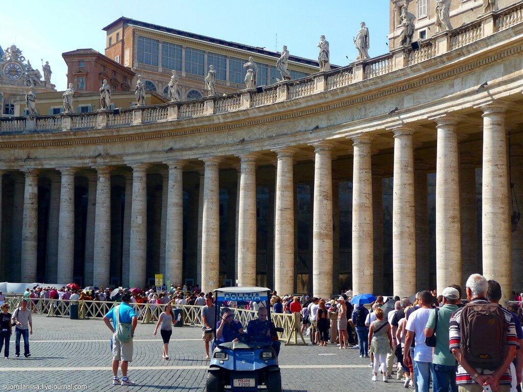 Roma. Собор Св. Петра.