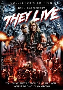 "The Dude Designs ""They Live"""