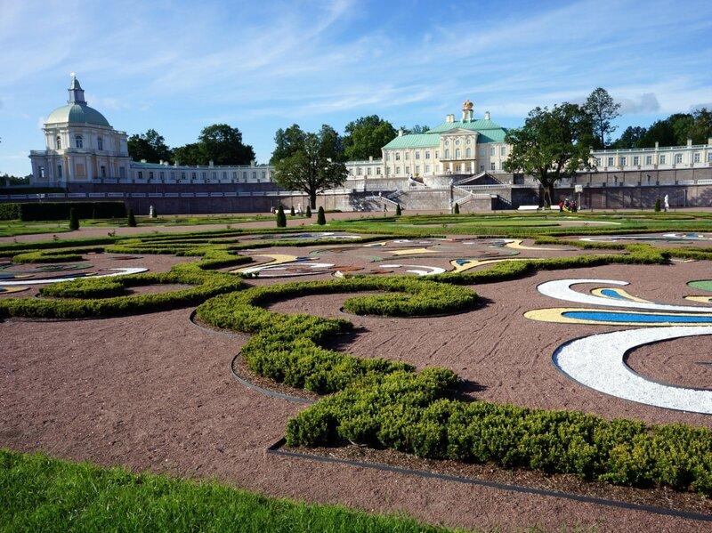 Меньшиковский дворец