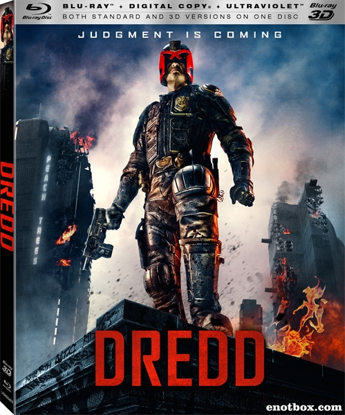 Судья Дредд / Dredd (2012/BDRip/HDRip/3D)