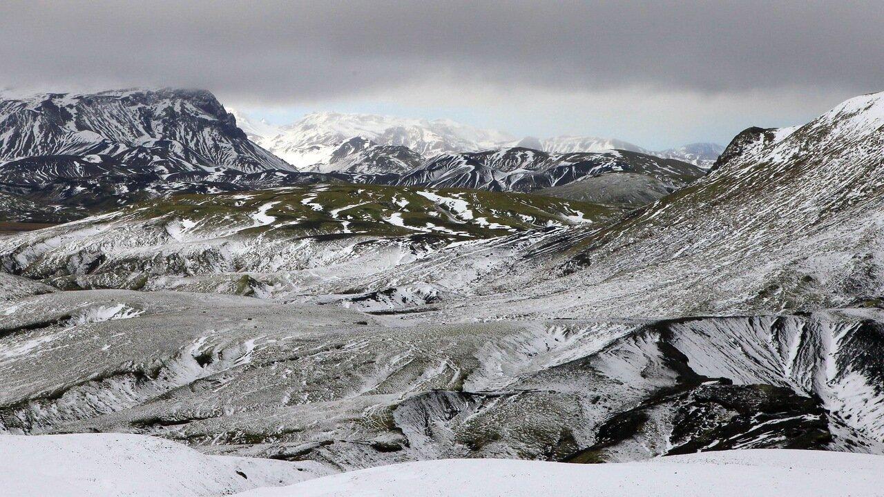 Аренда/прокат и использование автокемпера в Исландии