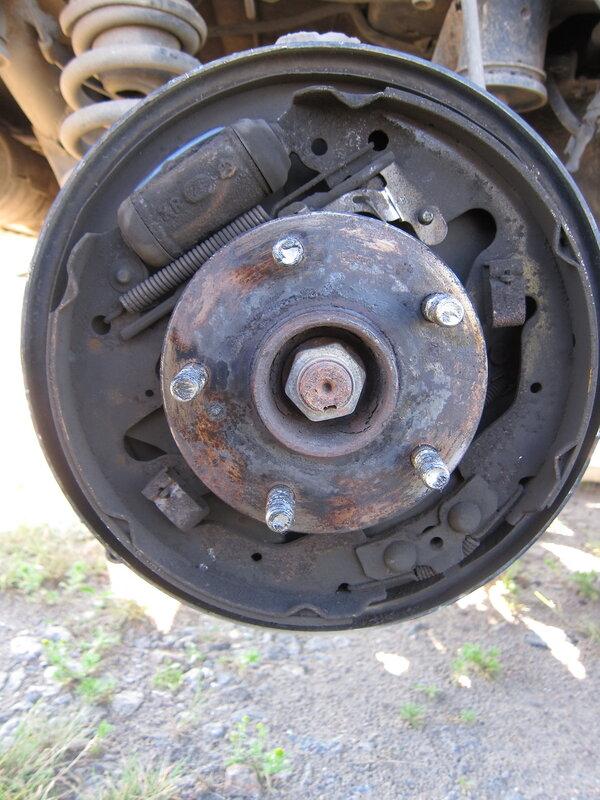 Замена задних тормозных колодок сузуки гранд витара своими руками фото 48