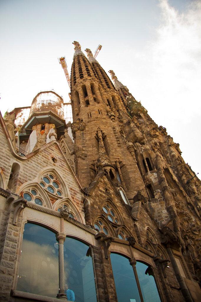 Барселона, Испания