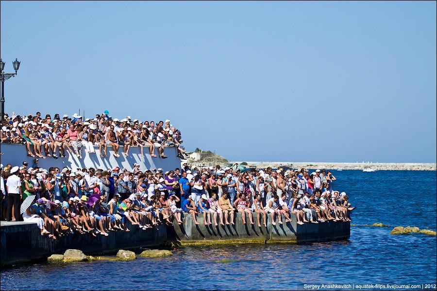 День ВМФ 2012
