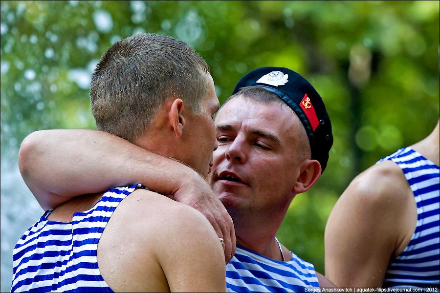 День ВДВ @Сергей Анашкевич/РИА Новости