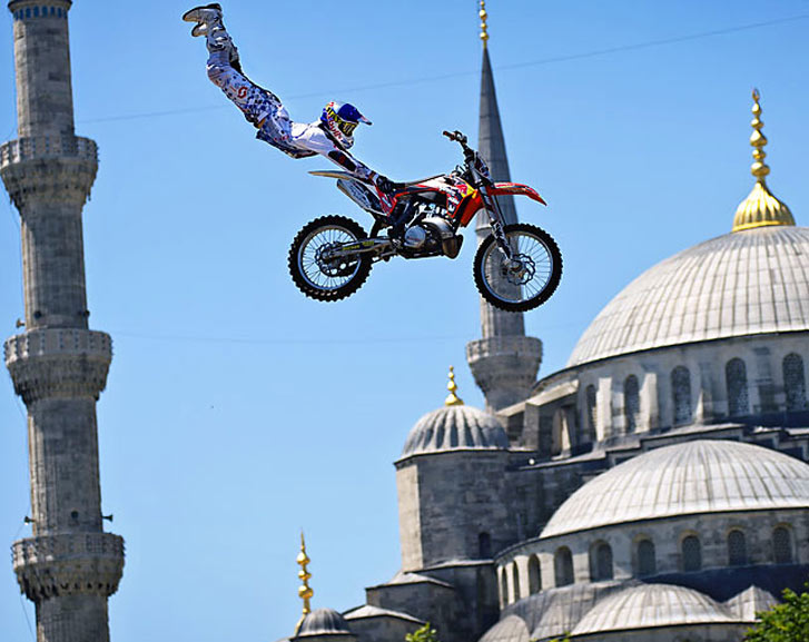 Экстремальные битвы Red Bull в Стамбуле