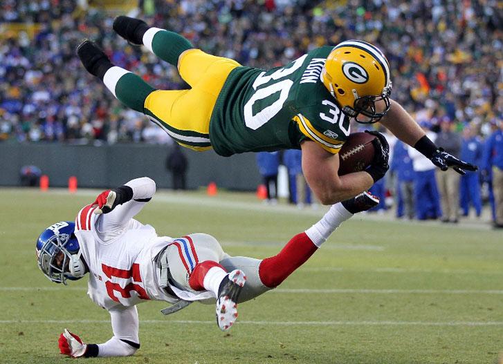 самые дорогие спортивные команды в мире - Green Bay Packers
