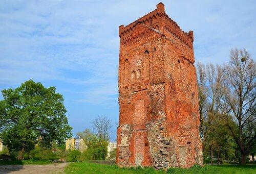 Замок Браунсберг, фото А. Лялюлина, 2012 г.