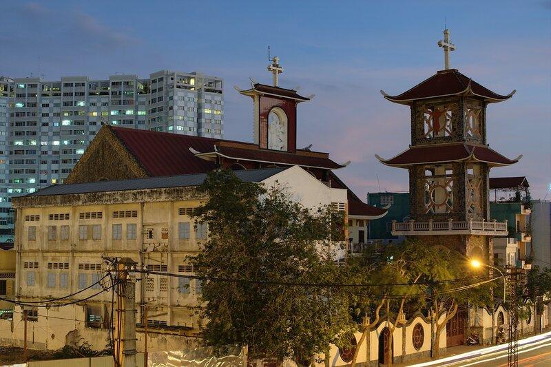 Nhà thờ Vĩnh Hội (Nhà Nazareth)
