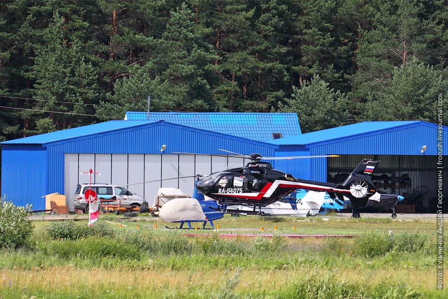 Eurocopter EC135 P2+ (RA-04075)