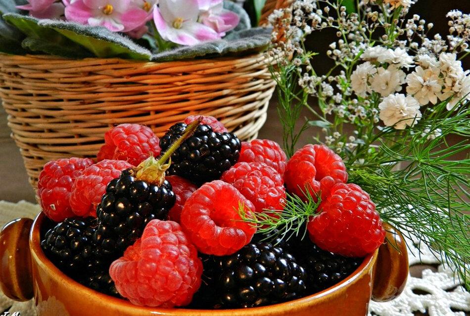 доброе утро открытки ягоды столетия