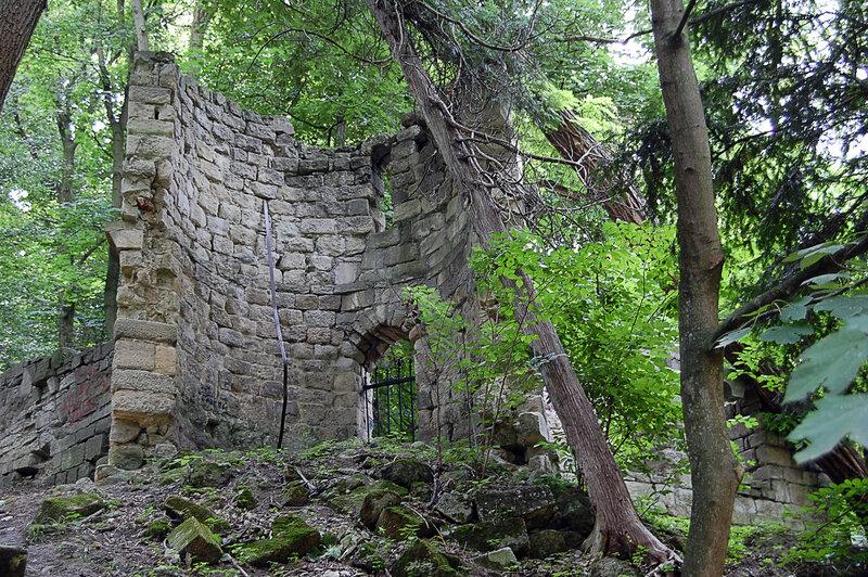 """""""Каприччо"""" - руины"""