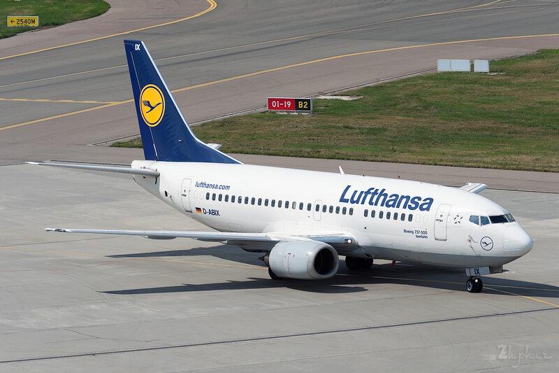 Boeing 737-530 (D-ABIX) Lufthansa DSC_2418