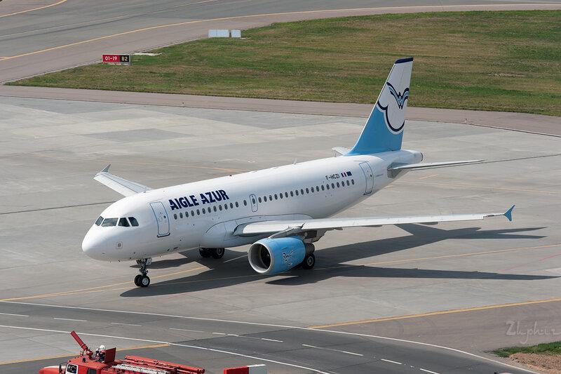 Airbus A319-112 (F-HCZI) Aigle Azur DSC_2482