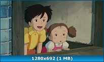 Мой сосед Тоторо / My Neighbor Totoro (1988) BDRip 1080p / 720p + HDRip