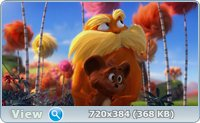 Лоракс / Dr. Seuss' The Lorax (2012) BluRay [2D / 3D] + BDRemux + BDRip 1080p + 720p + DVD5 + HDRip