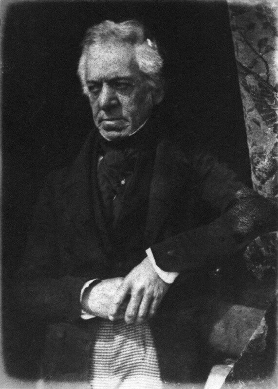 NPG P6(55); Sir William Allan