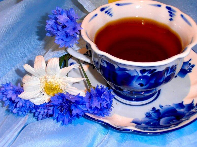 Открытки доброе утро с чаем