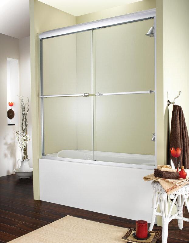 раздвижные двери в ванную фото