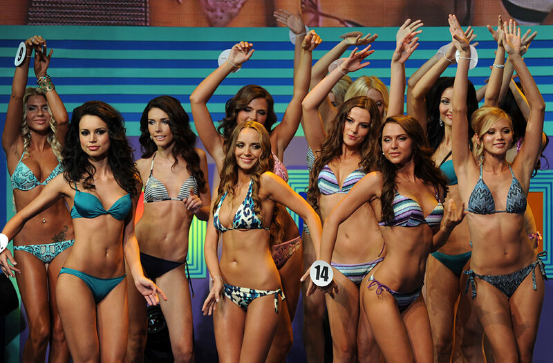 Мисс Москва-2012