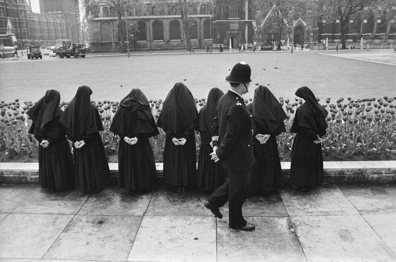 Curious Nuns