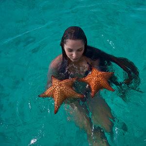 В Карибском море, архипелаг Лос Рокес, Венесуэла