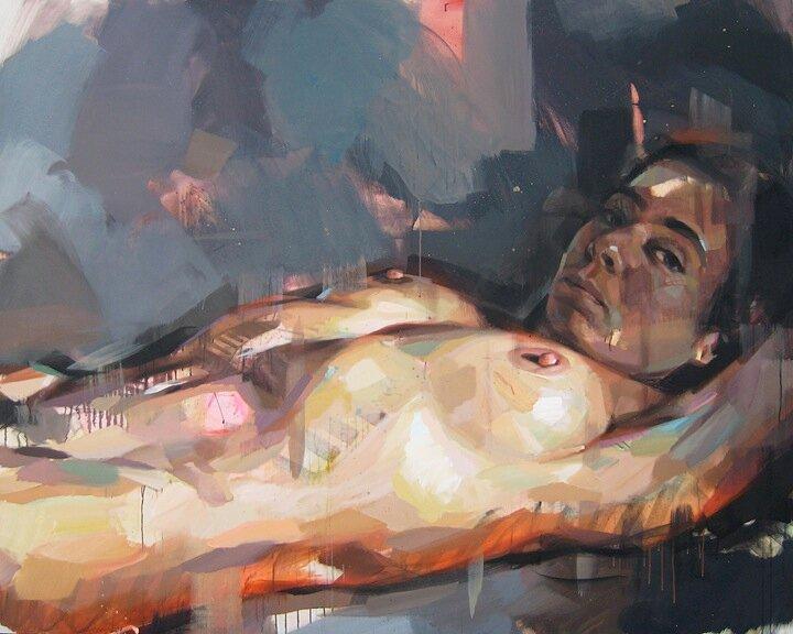 Vilcollet Pascal. Современный художник из Франции 3
