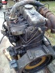 Двигатель б у 266 SW LEYLAND
