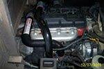 Двигатель б у K-2700 KIA /PREGIO