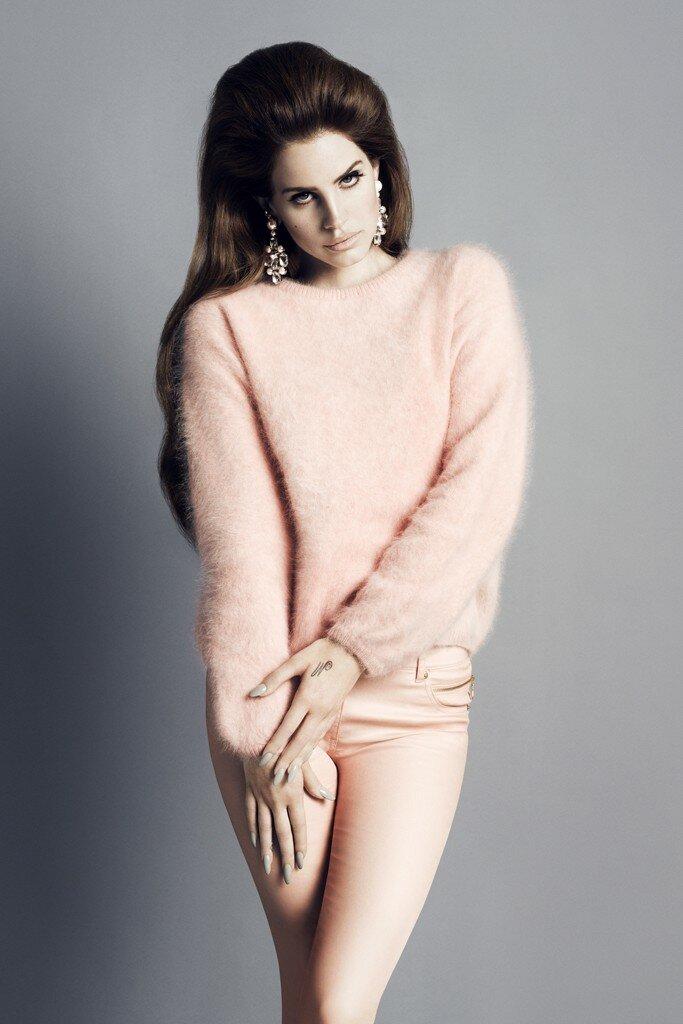 lana del rey H&М