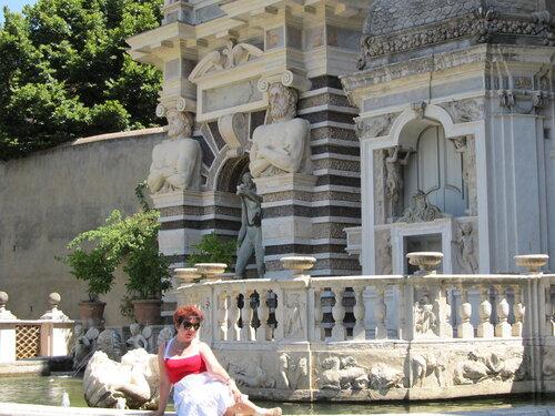 Рим, Тиволи, фонтаны