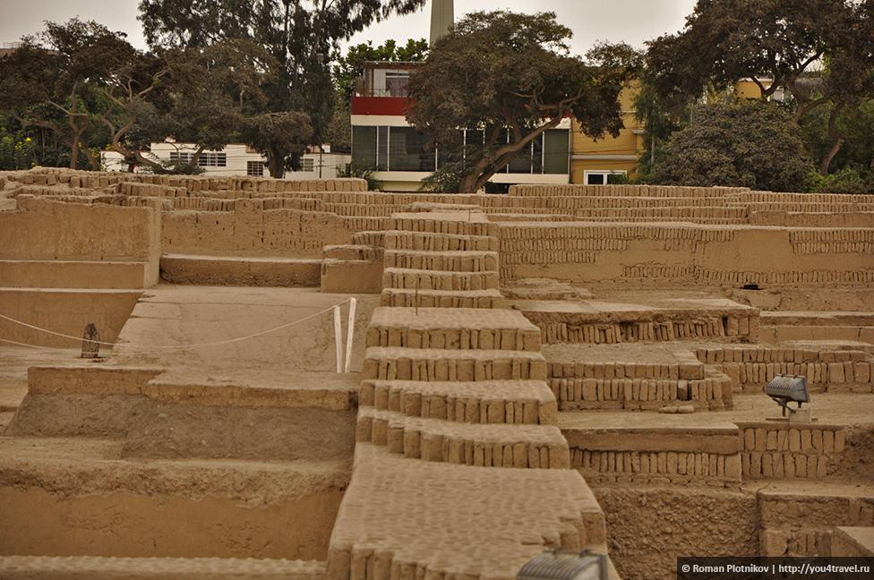0 160ced 7a909885 orig Пасмурный мегаполис Лима   столица Перу