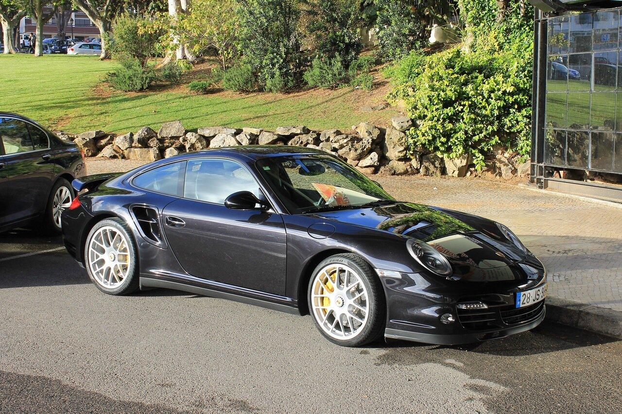 Казино Эшторил (Casino Estoril). Porsche-911