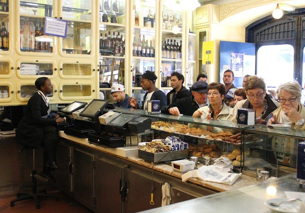 Pastéis de Belém pastry shop, Lisbon