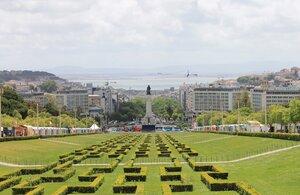 Лиссабон, Парк Эдуарда VII . Lisboa, Parque Eduardo VII