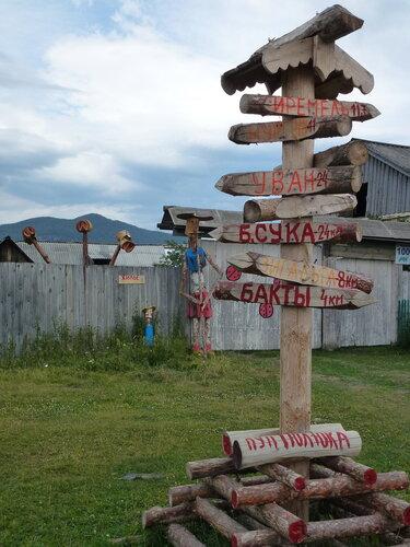 Село Тюлюк центр мира