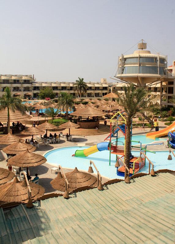 корпоратив FIRSTEP в Египте
