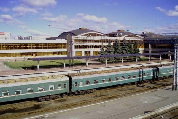 ВЕкатеринбурге схвачен мужчина, сообщивший оминировании железнодорожного вокзала вЧелябинске