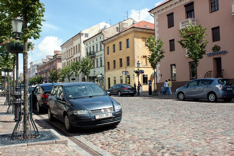 Клайпеда, Старый город