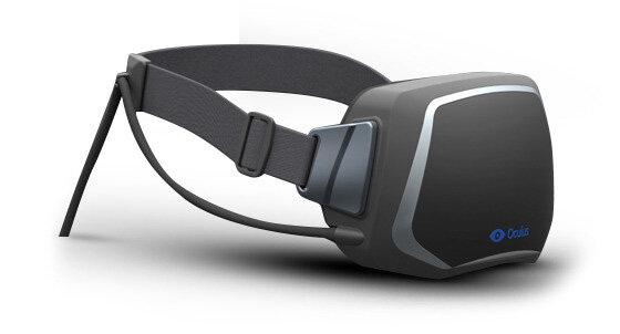 Oculus Rift VR headset Kickstarter Окулус Рифт виртуальная реальность Кикстартер
