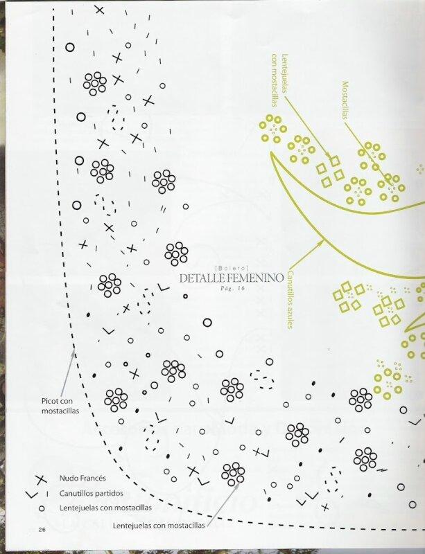 Вышивки бисером и пайетками схемы 27