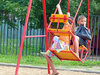 Солнцево, Детская площадка