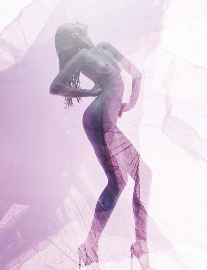 Anne V / Анна Вьялицина, фотографы  Warren Du Preez & Nick Thornton-Jones / -Фантазия- в журнале Numero