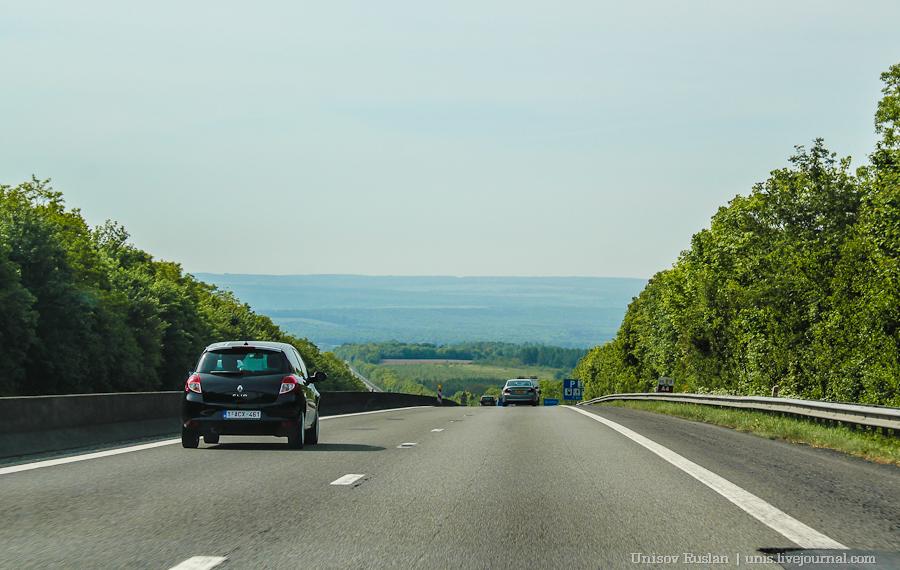 Автомобильное путешествие по Бенилюкс