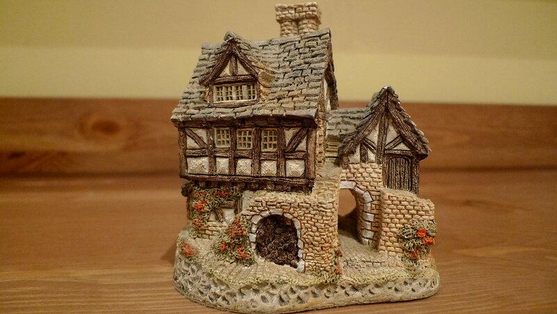 Делаем подарки сами: чайный домик