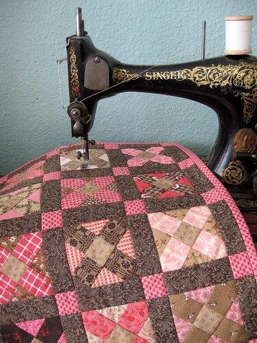 Лоскутное шитье сегодня