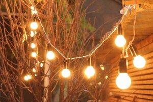 Гирлянда новогодняя своими руками с лампочками