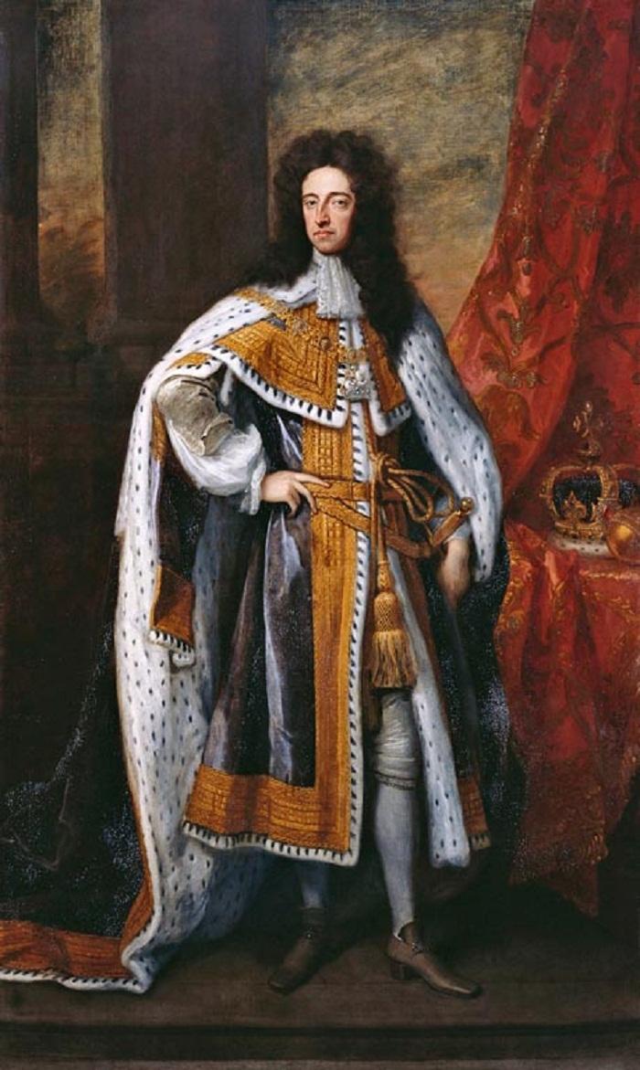 Вильгельм III (1650-1702)  1690