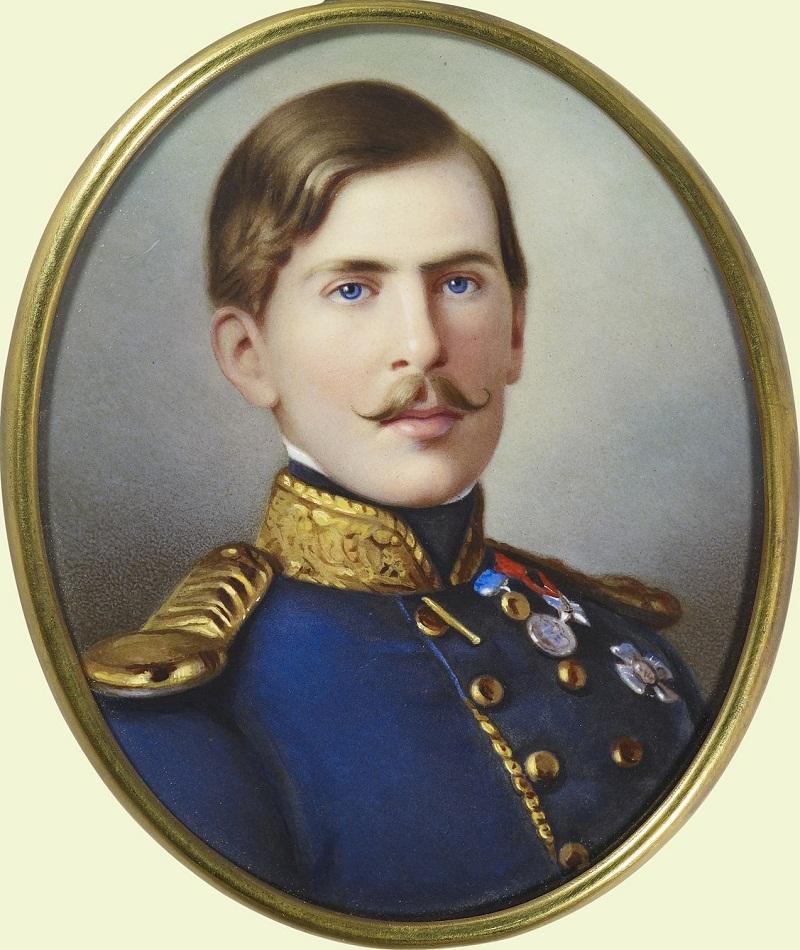 Уильям Чарльз Белл (1831-1904)Педро V, король Португалии (1837-61)  в. 1861